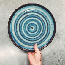 Hot off the press🔥🍽🔥_=================_#karlysuesmessydos #dinnerplates #plates #potter