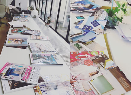 Atelier de collage et de création papier