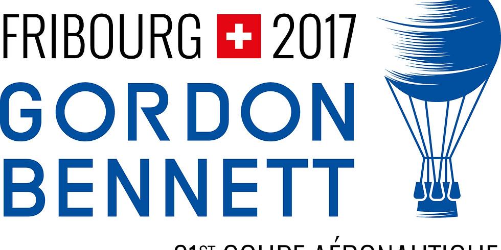 Gordon Bennett 2017