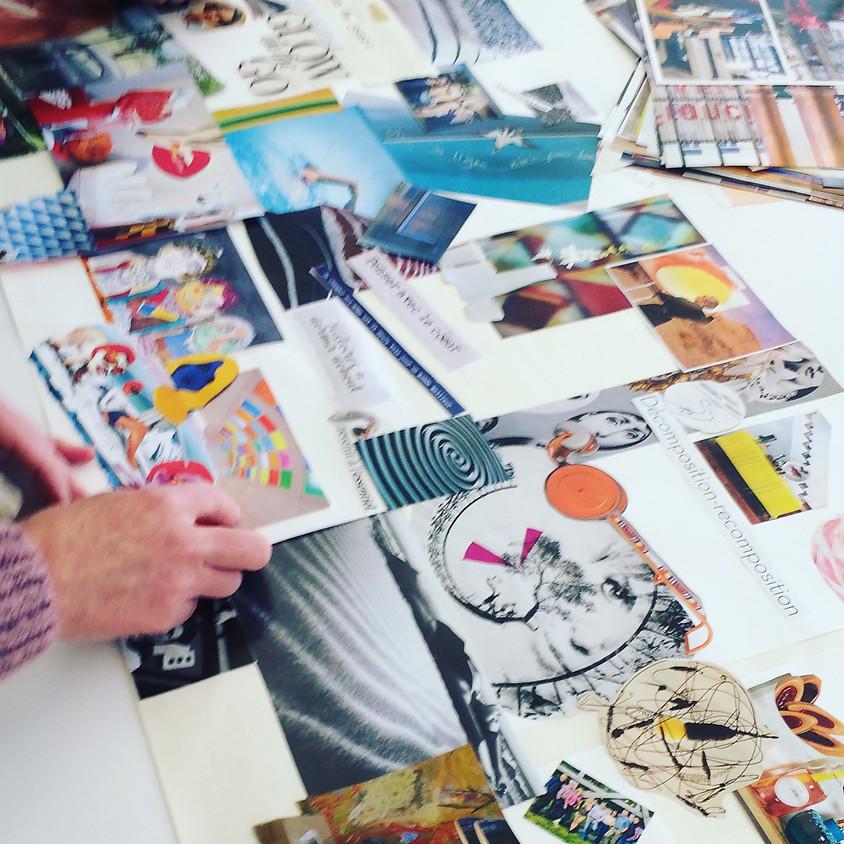 Atelier Expression collage // Donnez vie à votre idéal (1)