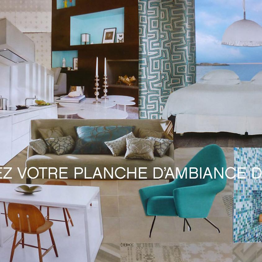 Soirée collage & décoration d'intérieur