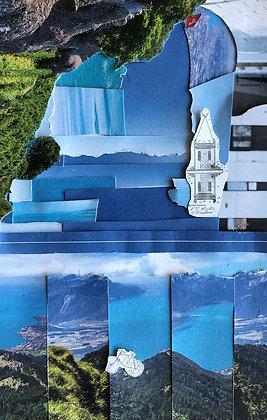 Le Bleu de Suisse - Upcycling Challenge