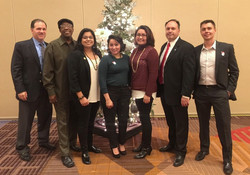 JC 25 Holiday Party Staff 2015