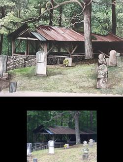 Family Cemetery Plot