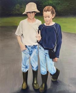 The Shireman Children