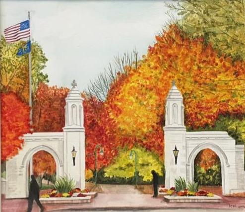 Sample Gates in Fall