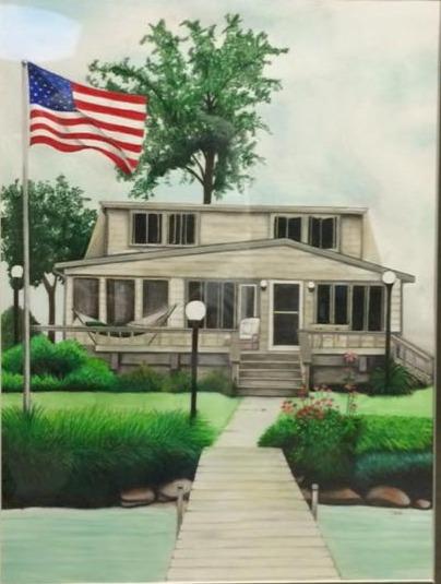 Mueller Family Lake House