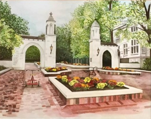 Sample Gates - Little 500 Commemoration