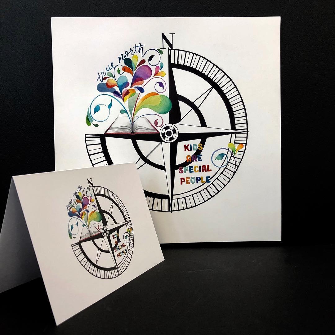 Custom Logo and Card