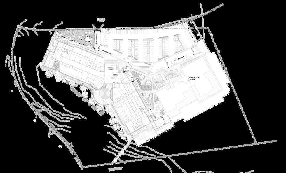 2020-12-16_RCCC_IFC_Arch - Site Plan - T