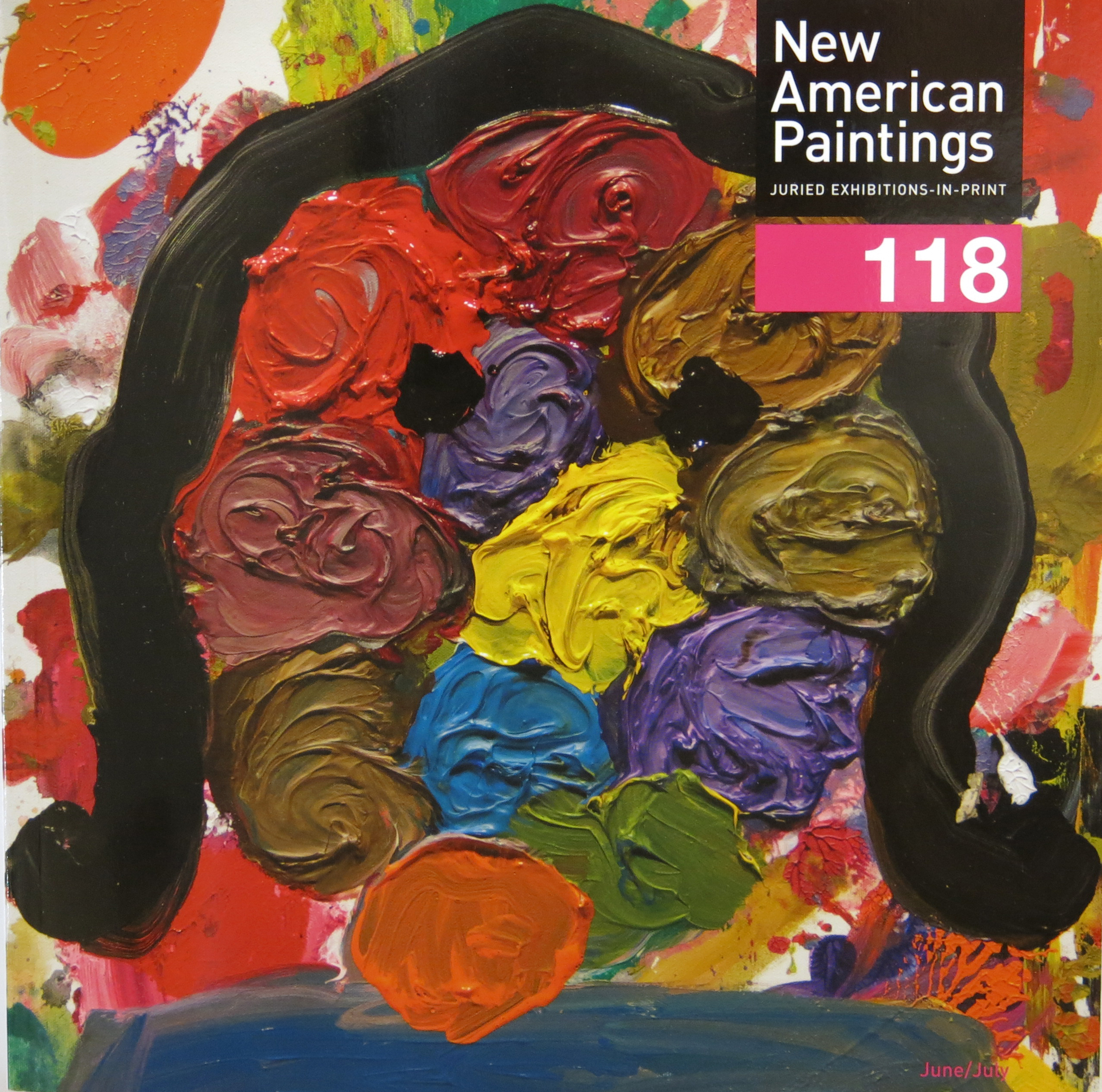 New American Paintings 2015