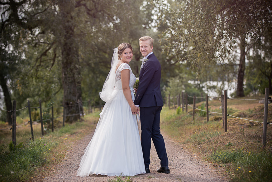 Bröllop sandsnäs