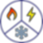 Cogeração - Geração de energia térmica e elétrica em um mesmo processo.