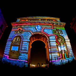 Studio/ Etude / Video-mapping