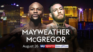 Freelance: Floyd Mayweather Jr. vs. Conor McGregor: Betting on the Method of Victory
