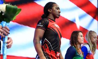 """She Hulk"" LaNeisha Vinson Smashes Records for USA at Amateur MMA World Championships."