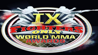 Fighters Only World MMA Awards IX Results