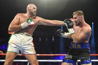 Tyson Fury Odds Against Otto Wallon For September 14