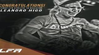 LFA's Higo Signed to Bellator