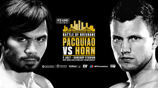 Freelance: Manny Pacquiao vs. Jeff Horn Preview and Prediction