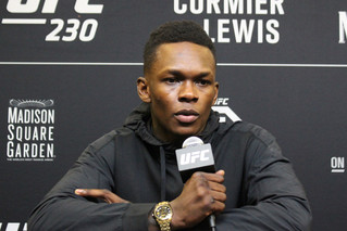 UFC 243 Odds: Whittaker vs. Adesanya on October 6