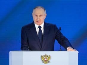 Путин пообещал новые выплаты