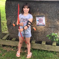 Leah Age 7