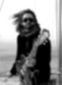 session musician, live guitar, laser show, músico de sesión, kamelmat, matias kamelman, virtuoso,