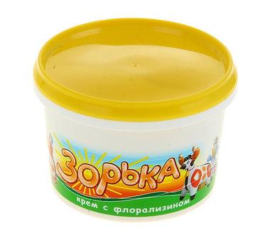 Крем для вымени  Зорька с флорализином 750 гр