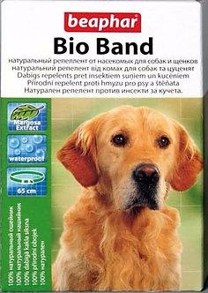БЕАФАР Био Бэнд ошейник для щенков и собак против блох, клещей и комаров 65 см.