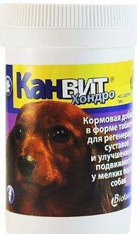 Канвит Хондро для малых пород собак, банка 100 таб