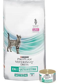 Purina Пурина EN GASTROINTESTINAL для кошек.