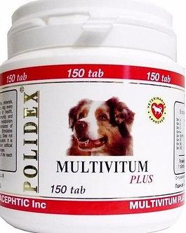 Полидекс Мультивитум плюс , 150 таб.