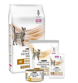 Purina NF Пурина NF для кошек при болезнях почек и МКБ оксалатного типа