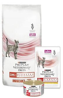 Purina Пурина DM Diabetes Management для кошек при сахарном диабете