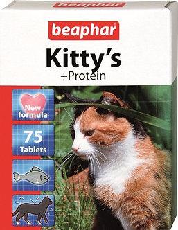 Беафар Витамины для кошек с Протеином
