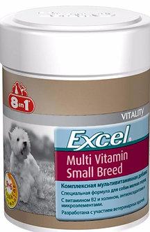 8 в 1 Мультивитамины для собак мелких пород, 70 таб