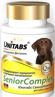 Юнитабс Сеньор Комплекс для собак старше 7 лет, 100 табл.
