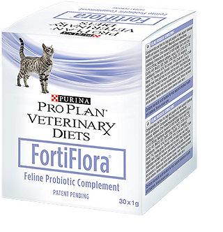 Purina  Пурина добавка FortiFlora для кошек.