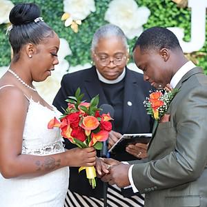 Janice & Greg's Wedding