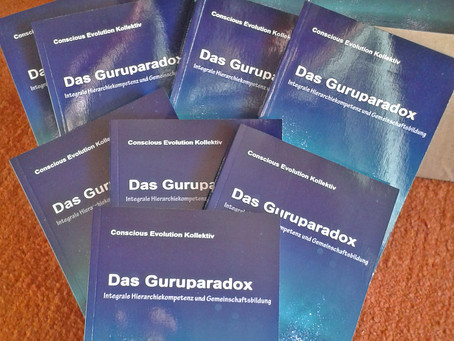 The Guruparadox: Book completed!