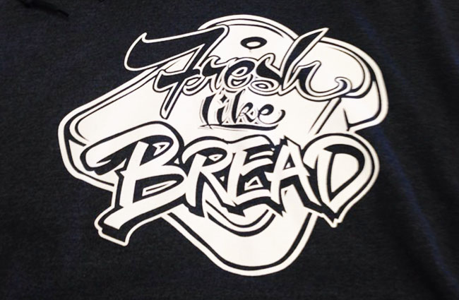FRESH BREAD silk screen tshirt printing.jpg