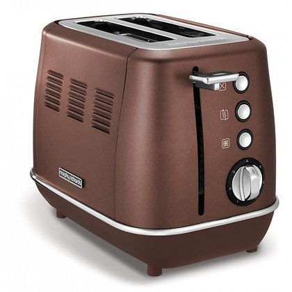 MORPHY RICHARDS Toaster M2244 Bronze