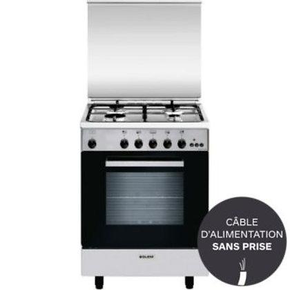 GLEM GAZ Cuisinière GA650CMIX