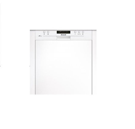 BRANDT Lave vaisselle BDB424LW Blanc