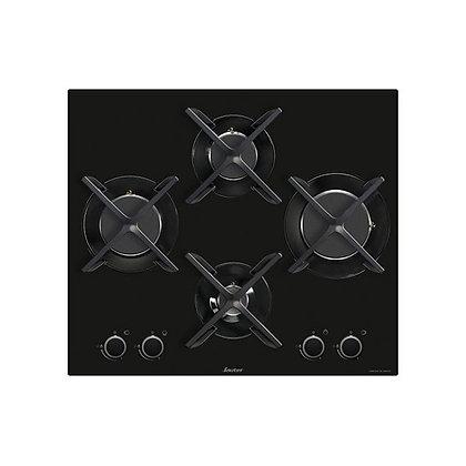 SAUTER Table de cuisson Gaz SPG9465N Noir