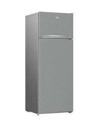 BEKO Réfrigérateur 2 portes RDSA240K30 SN Silver