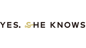 """""""YES. SHE KNOWS""""ブランド誕生"""
