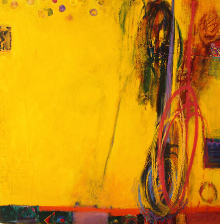 42in.X42in.Yellow