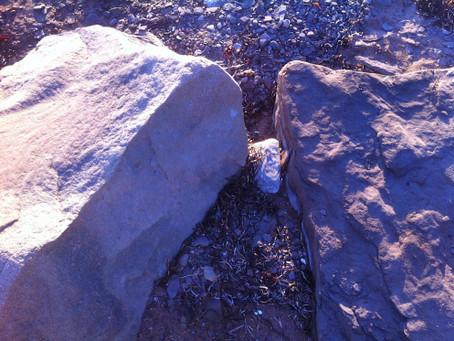 Brule Beach rocks!